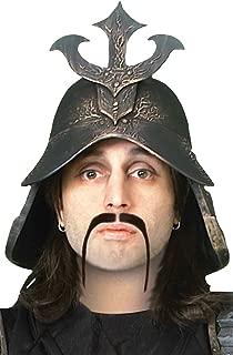 Forum Novelties Men's Human Hair Warrior Mustache