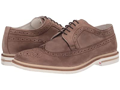 Kenneth Cole New York Vertical Lace-Up (Taupe) Men