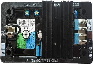 XIAOFANG Fangxia Store AVR R250 Regulador automático de Voltaje para el alternador generador