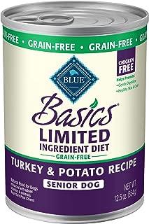 Best blue basics wet dog food Reviews