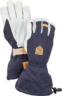 Hestra Men's Army Leather Patrol Gauntlet Ski Gloves