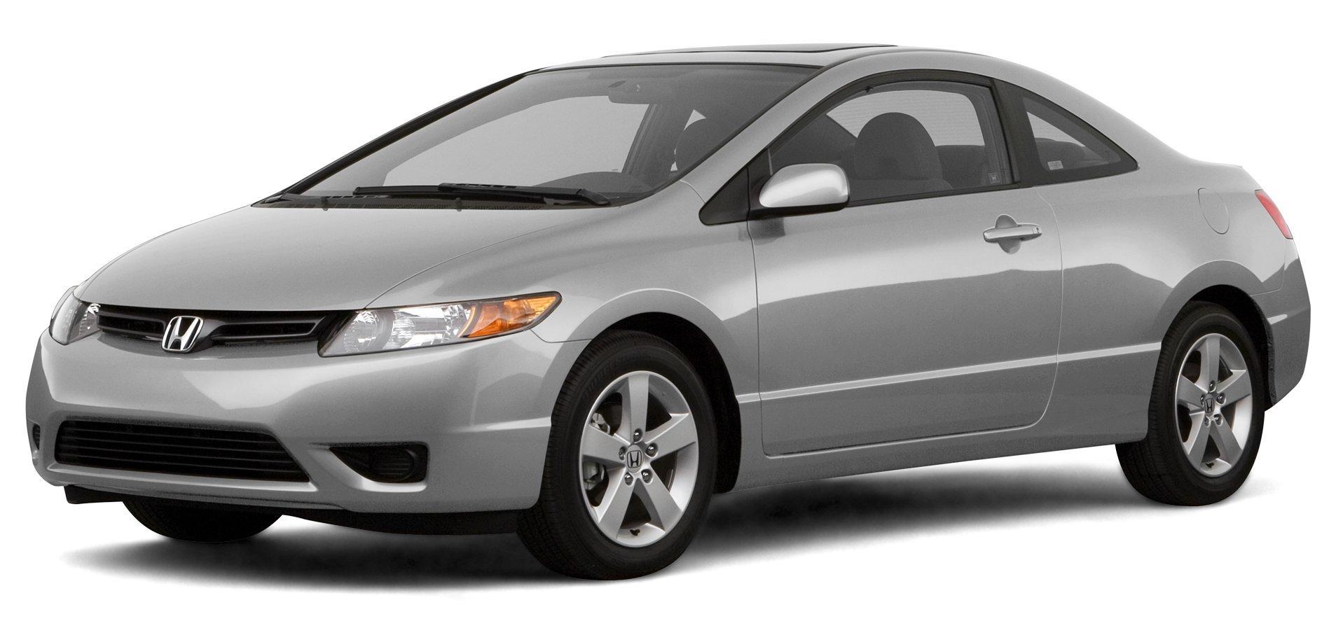 ... 2007 Honda Civic EX, 2-Door Manual Transmission w/Navigation ...