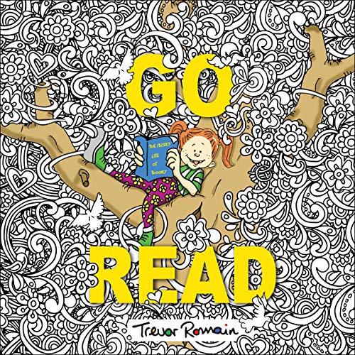 Go Read Audiobook By Trevor Romain cover art