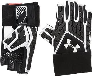 Under Armour Men's Combat V Half-Finger Football Gloves