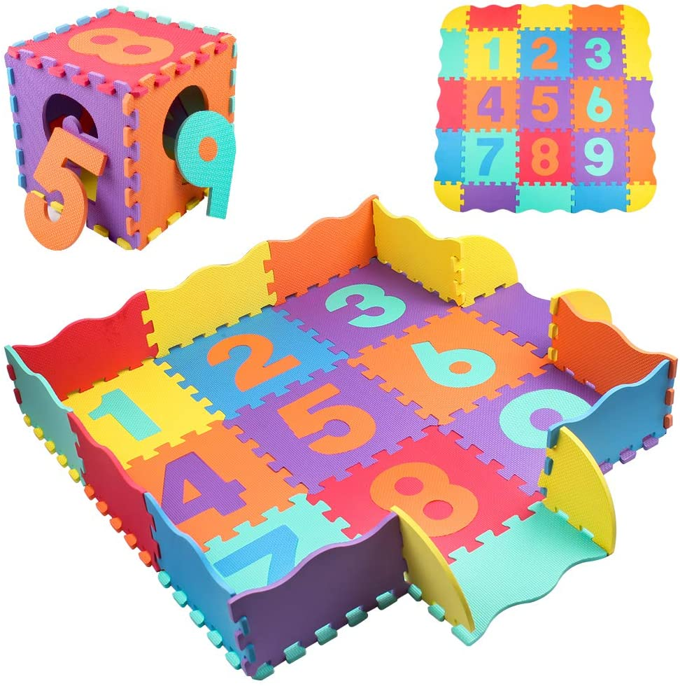 StillCool Baby Play Mat Over item Ranking TOP12 handling ☆ with inch Thick Fence Interlocking 0.39