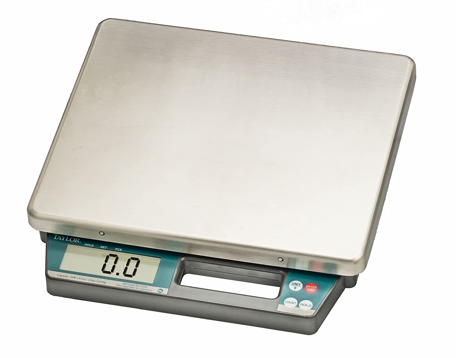 Taylor Precision Products - TE50 Digital Portion Control Scale (
