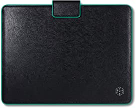 CAISON 10-11 inch Genuine Leather Tablet Case Sleeve for 2019 New 10.5