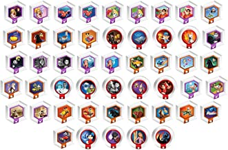 $79 » Disney Infinity Original 1.0 Power Disc Series 1, 2, & 3 Complete Standard 50 Disc Collection