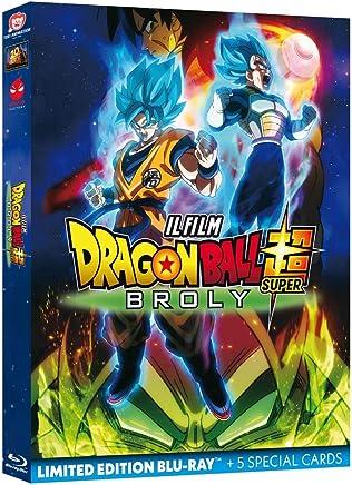 Dragon Ball Super: Broly - Il Film (Blu-ray) con Slipcase lenticolare