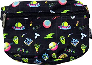 rick and morty fanny pack