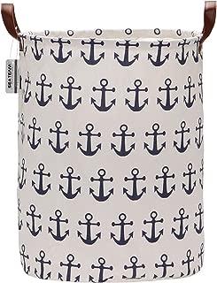 nautical laundry hamper