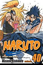 "Composition Notebook: Naruto: Shippuden Vol.40 Anime Journal/Notebook, College Ruled 6"" x 9"" inches, 120 Pages"