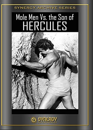 Mole Men Vs The Son Of Hercules (1961)