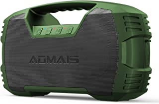 AOMAIS GO Bluetooth Speakers, 40H Playtime Outdoor Portable Speaker, 40W Stereo Sound..