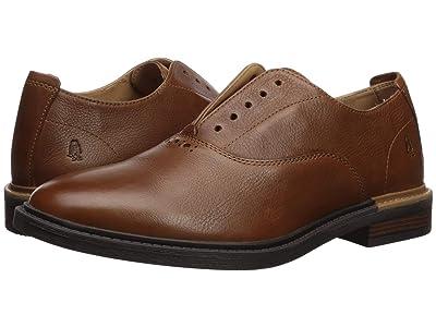 Hush Puppies Davis Slip-On Oxford (Cognac Leather) Men