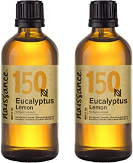 Naissance Eucalyptus Citriodora Zitroneneukalyptus 200ml 2x100ml 100% naturreines ätherisches Öl