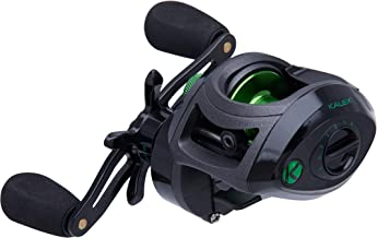 Kalex 1499519 XL2 Low Profile RH Bait Casting Fishing Reel