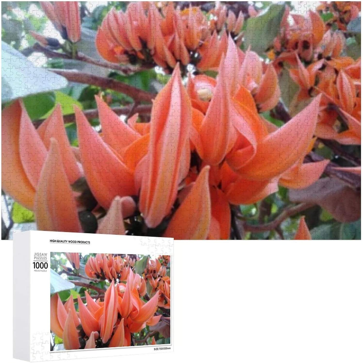 Sale item Picture Flower Sacred Tree Perennials Puzzles - 1000 Jigsaw for Ranking TOP16