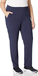 Columbia Womens 186121 Back Beauty Ii Slim Pants, Stain Resistant, Sun Protection Hiking Pants
