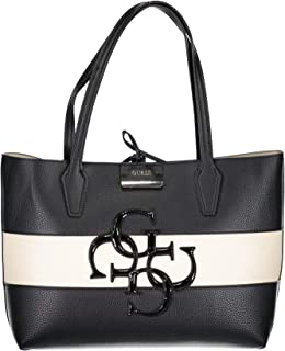 053ceb38db Guess Bobbi Insidwe Out Tote femmes, sac à main, noir