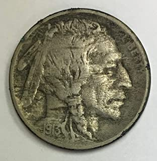 1913 buffalo nickel types