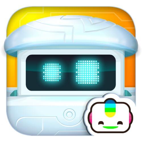 Bogga Robot - Robot Game For Kids