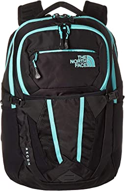 TNF Black/Mint Blue
