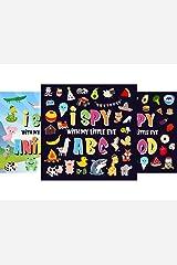 I Spy Books for Kids 2-4 (6 Book Series) Kindle Edition