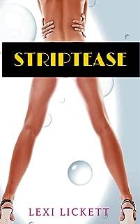 young teen strip tease