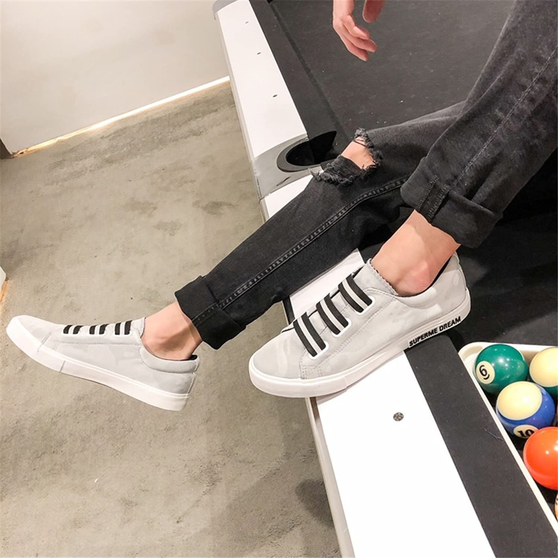 XUE XUE XUE Herrenschuhe Canvas Frühling Herbst Loafers & Slip-Ons Fahren Schuhe Comfort Low-Top Casual Wanderschuhe Sportschuhe Deck Schuhe im Freien  8d1341