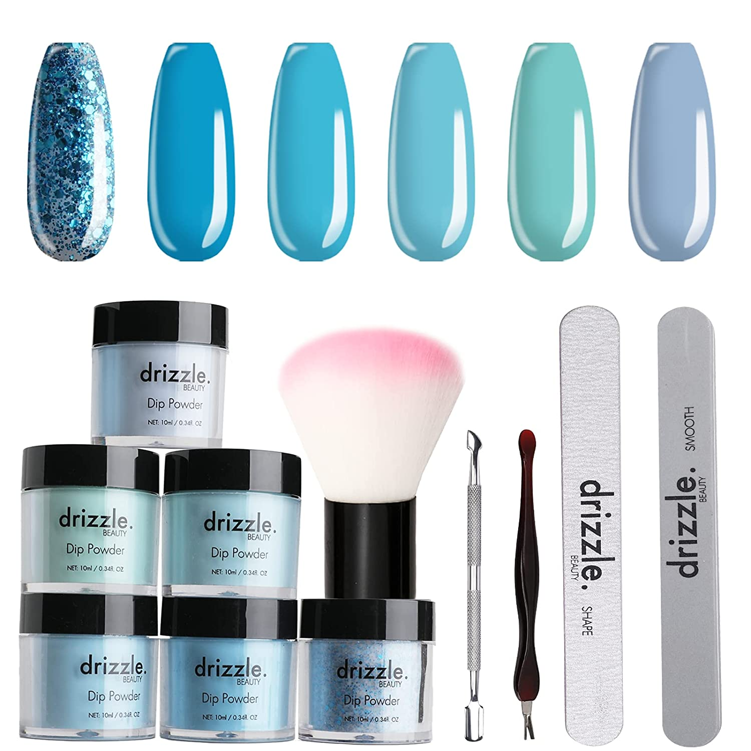 Dip Powder Nail Factory outlet OFFicial site Kit Colors Starter 6