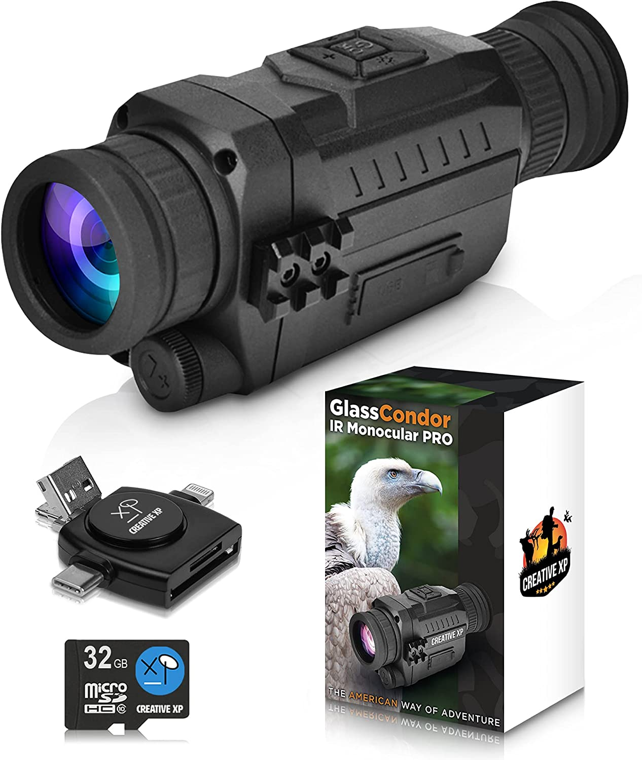 CREATIVE XP 2021 Digital Night Vision Limited Special Price PRO for Oklahoma City Mall Dar Monocular 100%