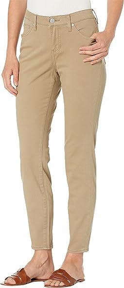 Cecilia Best Kept Secret Brushed Twill Skinny Pants
