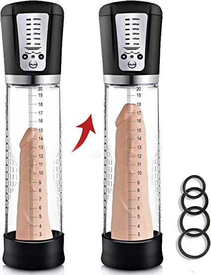 Penis over pumped Penis Enhancement