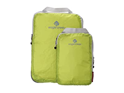 Eagle Creek Pack-Ittm Specter Compression Cube Set (Strobe Green) Wallet