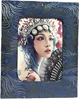 LXHDKDT Cadre Photo, Cadres Photo, Photo Frames, Picture Frames, Ancient Chinese Style Photo Frames, Cadre Photo Antique C...
