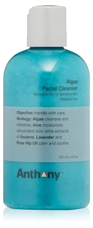 によると締めるペニーAnthony Algae Facial Cleanser, 8 Fl Oz [並行輸入品]