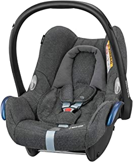 Maxi Cosi CabrioFix Baby Car Seat Group 0+ ISOFIX, 0-12 Months, 0-13 kg, Sparkling Grey