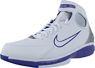 Air Zoom Huarache 2K4 (Kobe) White/Platinum/Purple
