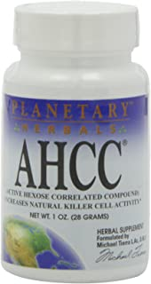 Source Naturals AHCC Powder (Active Hexose Correlated Compound) Maximum Absorption Shiitake Mushroom Defense Increase Natu...