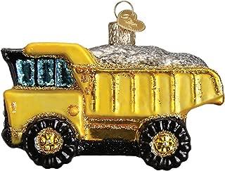 Best dump truck christmas ornament Reviews