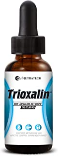 Nutratech Trioxalin – Powerful Fat Burner and Appetite Suppressant and Weight Loss Aid for VLCD (Very Low Calorie) Diets.