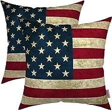 Amazon Com American Flag Pillows Decorative Throw Pillows