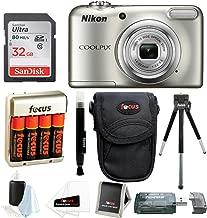 Best nikon coolpix a10 digital camera silver Reviews