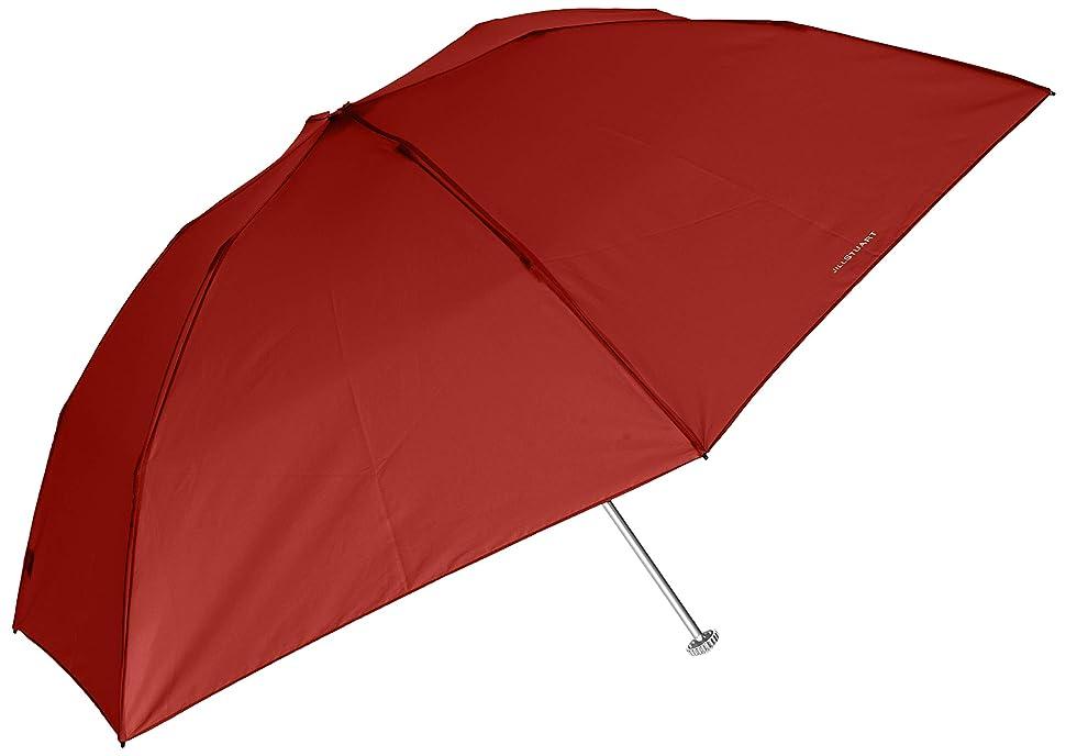 影響力のある交通調停者[ジルスチュアート] AURORA(オーロラ) JI-17719-19 無地軽量カーボン折りたたみ傘(UV加工) レディース