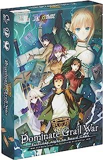 ディライトワークス Dominate Grail War Fate/stay night on Board Game (3-7人用 30分 14才以上向け) ボードゲーム