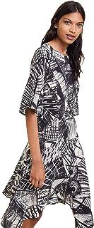 Desigual womens DRESS MARIAN Dress
