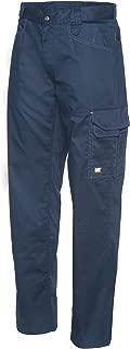 Mens Allegiant Multi Pocket Contrast Work Cargo Trousers