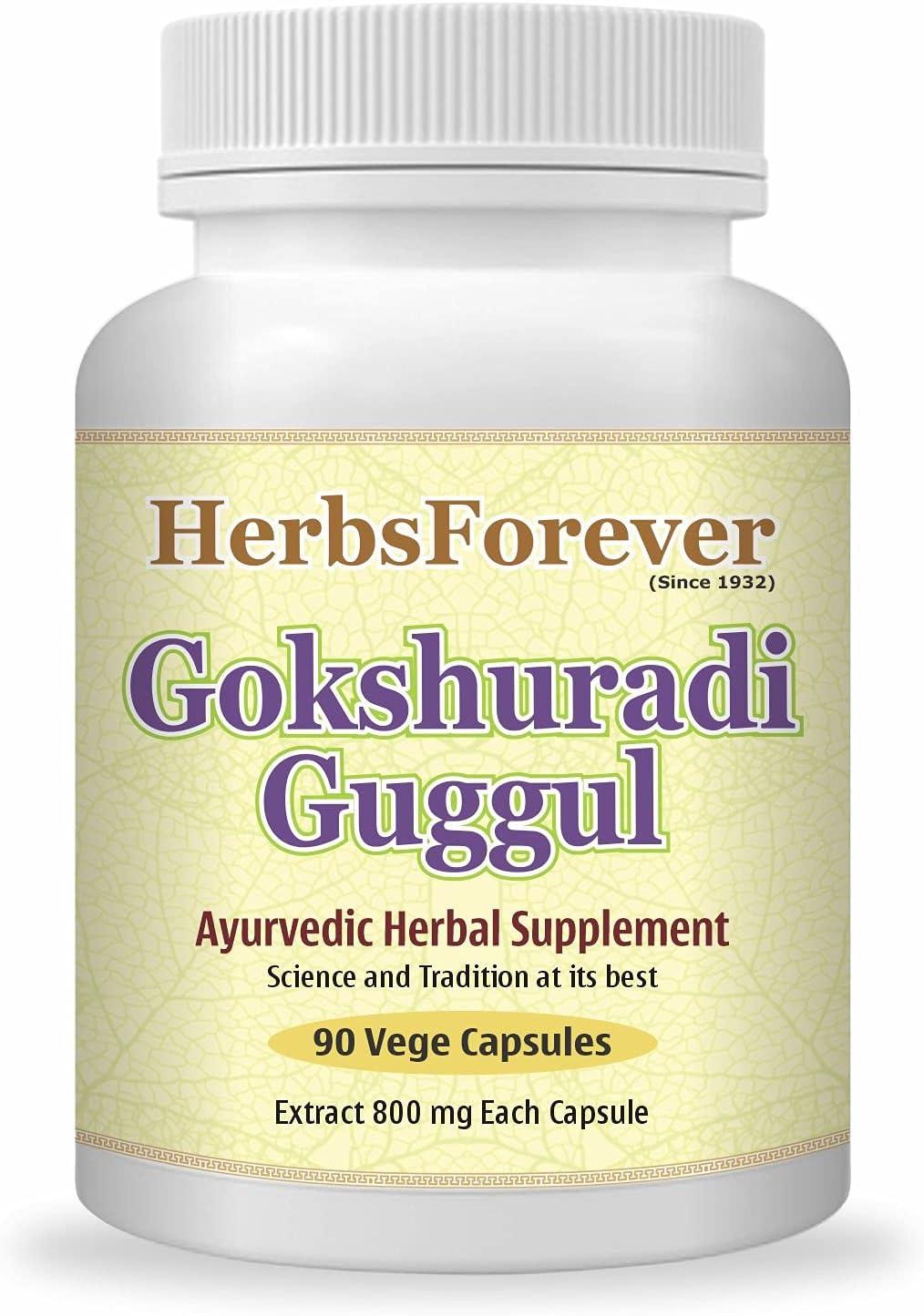 Gokshuradi Guggulu Ayurvedic Ancient Suppl Herbal Formulation Miami Mall Under blast sales