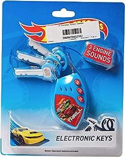 Hot Wheels Electronic Keys - 95039 For Boys
